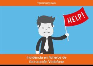 Vodafone error