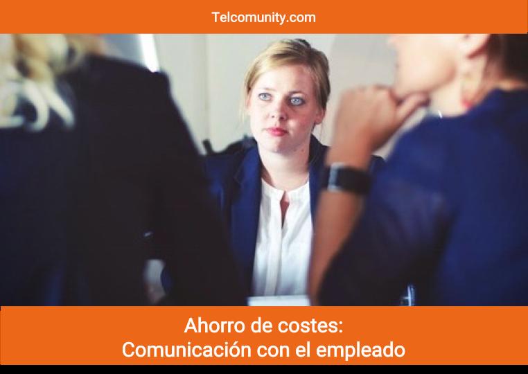 Comunicación empleados